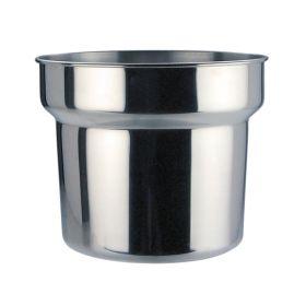 Stainless Steel Bain Marie Pot 4.2 Litre - Genware