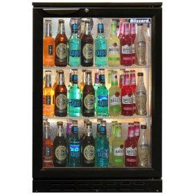 Blizzard BAR1 - Bottle Cooler - Single Door Black