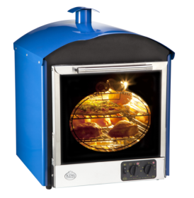 King Edward BKS Bake King Solo - Convection Oven - Blue
