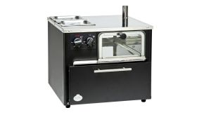 King Edward Compact Lite - Potato Baker Oven COMPLITE/BLK - Black