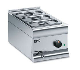 Lincat BM3W Silverlink 600 - Wet Heat Bain Maries