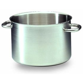 Bourgeat Excellence 7 Ltr Stainless Steel Sauce Pot 24cm 10188-01