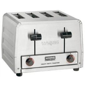 Waring WCT805K 4 Slot Toaster