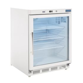 Polar CD086 - Under Counter Display Fridge 150 Ltr