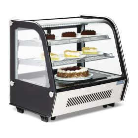 Polar CD229 - Refrigerated Countertop Display Chiller - 120 Ltr