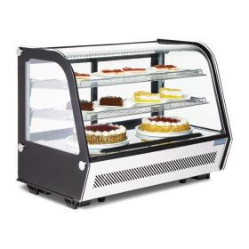 Polar CD230 - Refrigerated Countertop Display Chiller - 160 Ltr