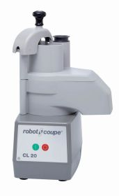 Vegetable Preparation Machine - Robot Coupe CL20 - up to 40kg per hour