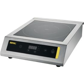 Buffalo CP799 Heavy Duty Induction Hob 3kW