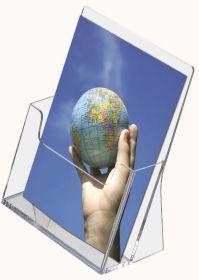 A4 Free-standing Leaflet Dispenser