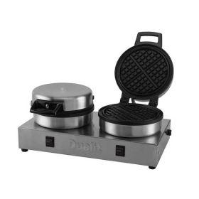 Dualit DD2W Waffle Iron 60/h- Electric
