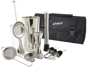 Genware Cocktail Bar Kit 12pcs - CBK2