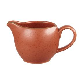 Churchill Stonecast Milk Milk Jugs Spiced Orange 113mm - DK551 - pk 4