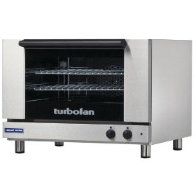 Blue Seal Turbofan E27M2 - Electric Convection Oven 2 x 1/1 GN
