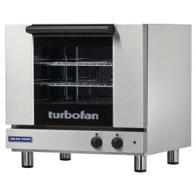 Blue Seal Turbofan E23M3 - Electric Convection Oven 3 x 1/2 GN