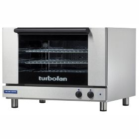 Blue Seal Turbofan E27M3 - Electric Convection Oven 3 x 1/1 GN