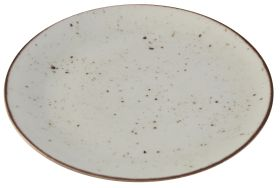 Orion Elements - Sandstorm Grey - Dinner Plate 26.5cm EL06SA