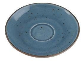 Orion Elements Ocean Mist Blue Saucer - 11.5cm EL09OM (For Espresso Cup EL08OM)