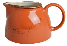 Orion Elements Milk Jug 350ml Sunburst Orange EL21BS
