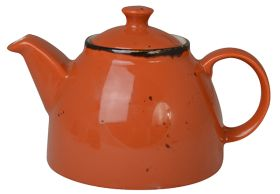 Orion Elements 570ml 3 Cup Teapot Sunburst Orange EL29BS