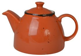 Orion Elements Teapot 800ml Sunburst Orange EL30BS