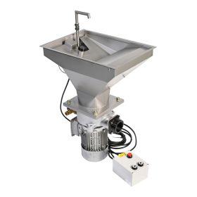 IMC F60/444 - 725 In-Tabling Food Waste Disposer - 3 Phase - Air Break - W 338mm - 1.1 kW