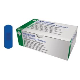Blue Detectable Plasters 2.5 x 7cm Box 100