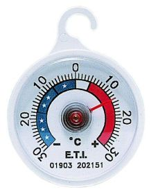 ETI 800-100 - Fridge/Freezer Thermometer