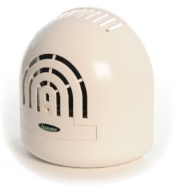 Fragrance Dispenser - Lunar Gelmaster CAIR8W - With Timer - White