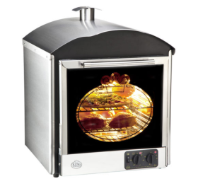 King Edward BKS Bake King Solo - Convection Oven - Stainless Steel