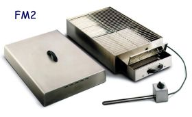Roller Grill FM2 Single Level Smoker Unit