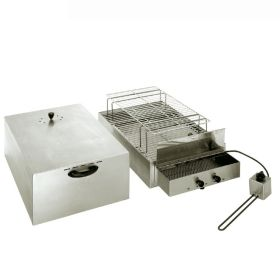 Roller Grill FM4 Double Level Smoker Unit