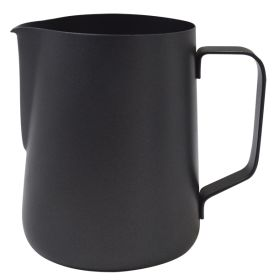 Matte Black Non-Stick Milk Frothing / Latte Jug 0.6L