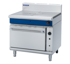 Blue Seal Evolution G576 - Target Top Convection Oven Range 900mm - LPG Gas
