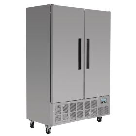 Polar GD880 2 Door Slimline Freezer 960 Ltr