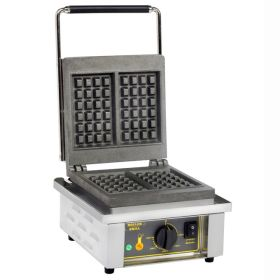 Roller Grill GES20 Single Liege Waffle Iron