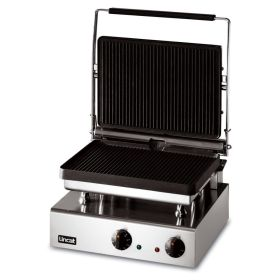Lincat GG1P Lynx 400 - Heavy Duty Contact Grill - Ribbed Upper & Lower Plates