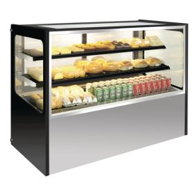 Polar GG217 - Refrigerated Deli Showcase 400 Ltr