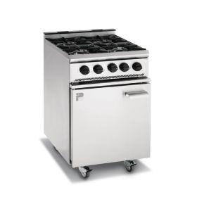 Parry GB4 - 4 Burner Gas Oven Range - LPG & NAT