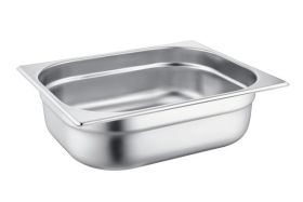 Gastronorm Pan 1/2 40mm 2.5 Ltr - GN12G