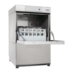 Classeq G400P Glasswasher 400 x 400 mm - With Drain Pump