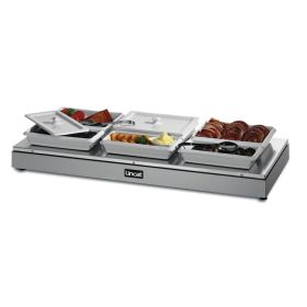 Lincat Seal HB3 Counter-top Heated Display Base - 3 x 1/1 GN