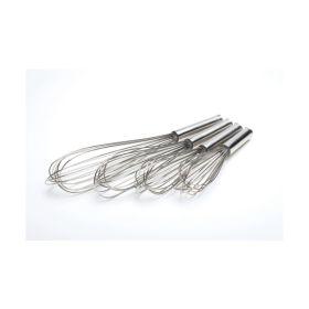 """Heavy Duty Stainless Steel Ballon Whisk 10"""" 250mm"""