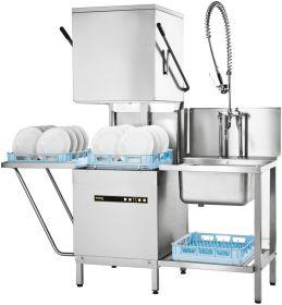 Hobart Ecomax H602 & H602S - Pass Through Dishwasher