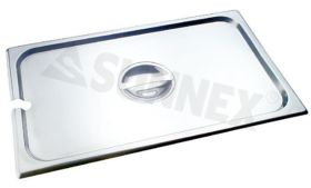 Sunnex Notched 1/1GN Gastronorm Lid / Cover - 1701DN