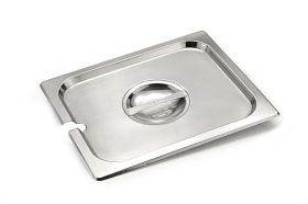 Sunnex Notched 1/2 GN Gastronorm Lid / Cover - 1702DN