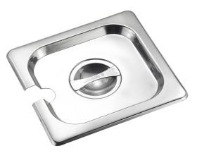 Sunnex Notched 1/6 GN Gastronorm Cover - 1705DN