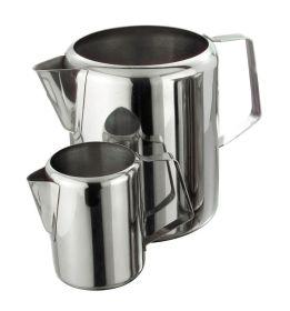 Sunnex Stainless Steel Water / Milk Jug   32oz / 1.0 Ltr - 13521