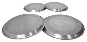 Stainless Steel Hob Cover 4pc Set