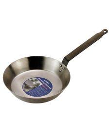 "Sunnex 91795 Black Iron Frying pan 26cm / 10"""