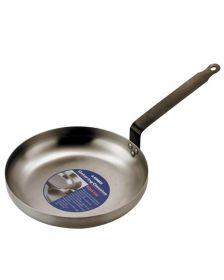 """Black Iron Omelette Pan 26cm / 10"""""""